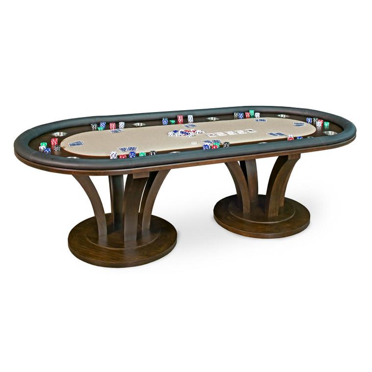 Venice Texas Hold'em Poker Table