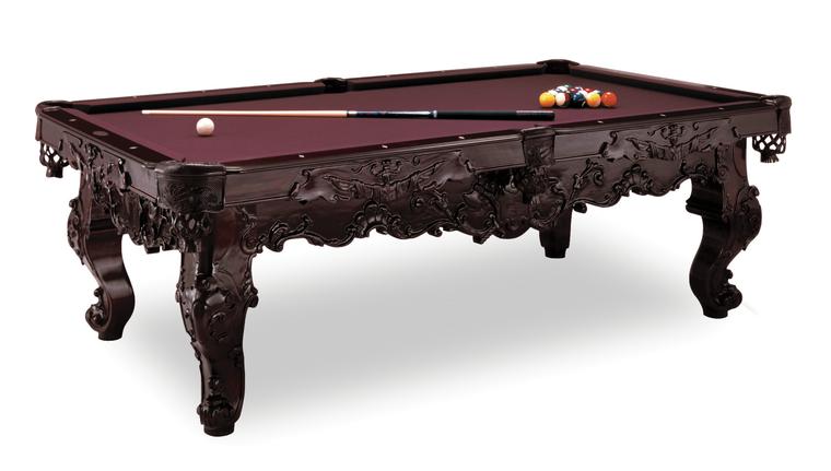 Olhausen Excalibur Pool Table
