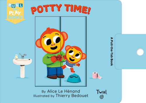 Pull and Play Potty Time