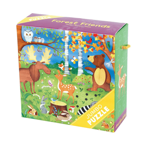 Jumbo Puzzle Forest Friends