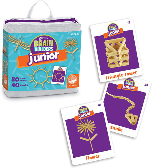 Keva Brain Builders Jr