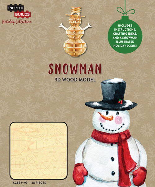 Holiday Collection: Snowman