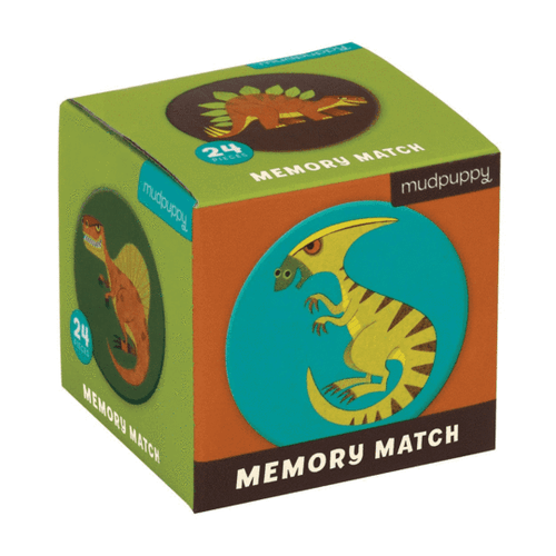 Memory Match Mighty Dinosaurs