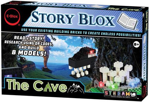Story Blox The Cave