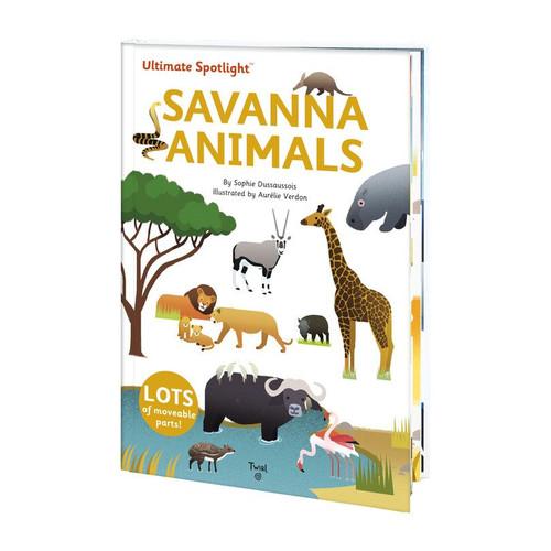 Ultimate Spotlight Savanna Animals