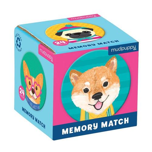 Memory Match Dog Portraits