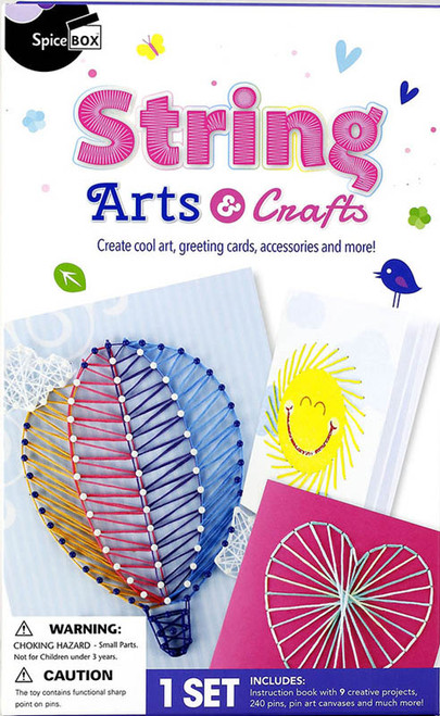 String Arts and Crafts