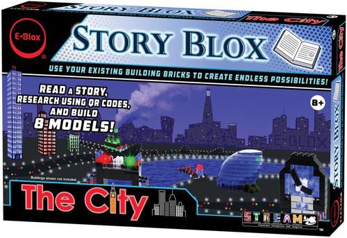 Story Blox The City