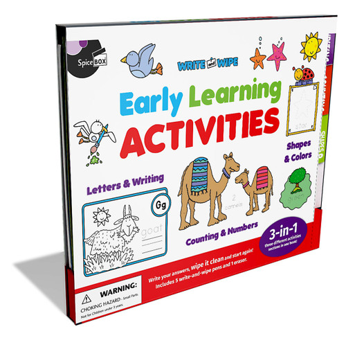Early Learning Write & Wipe