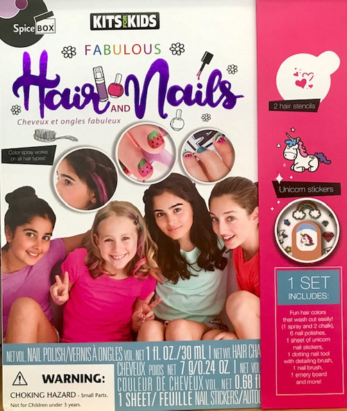 Fabulous Hair and Nails