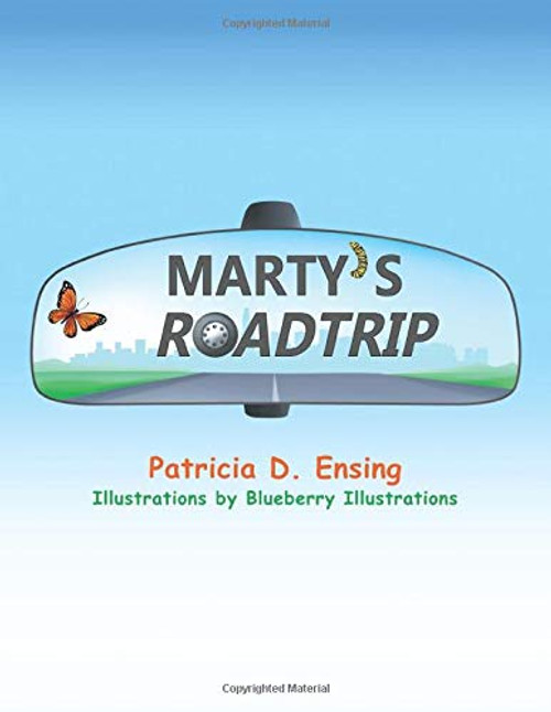 Marty's Road Trip Soft Cover