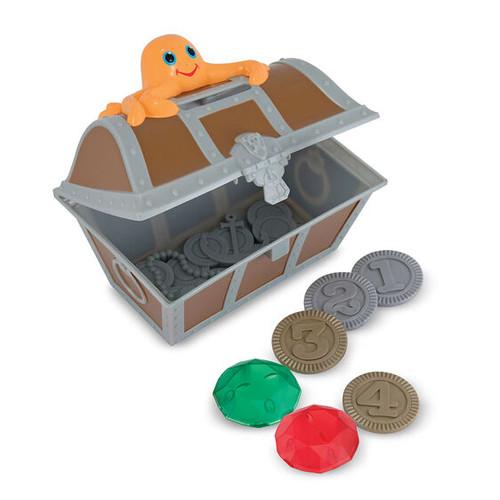 Undersea Treasure Hunt