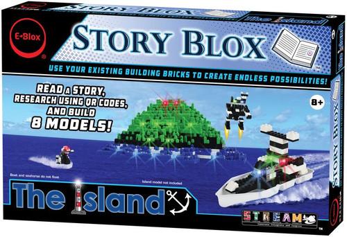 Story Blox The Island