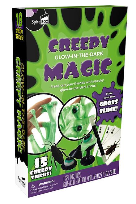 Glow-in-the-Dark Creepy Magic