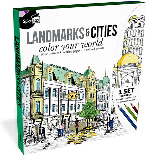Landmarks & Cities