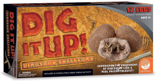 Dig  it Up Create & Dig Dinosaur Skeletons