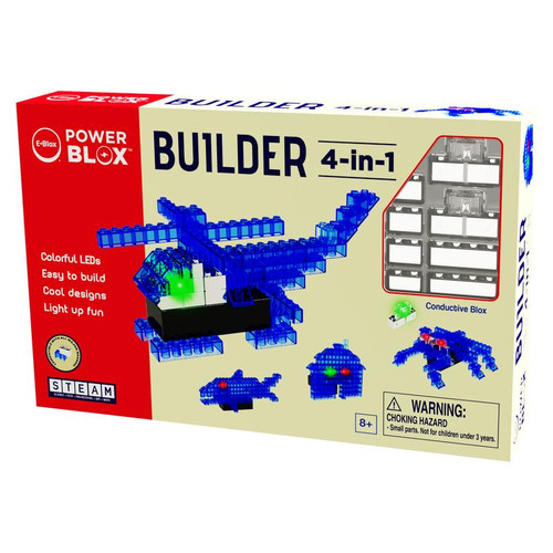 Power Blox Builder 4-in-1