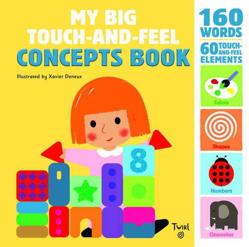 My Big Touch and Feel Concepts Book