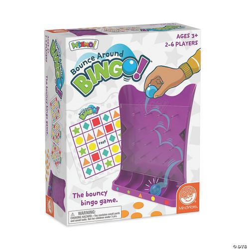 Bounce Around Bingo