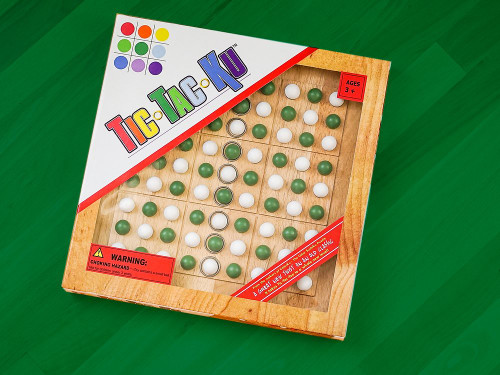Tic Tac Ku With game Board