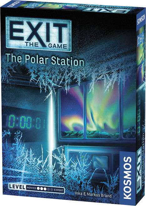 Exit Game The Polar Station