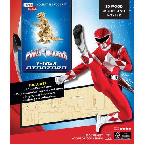 Power Rangers T-Rex Dinozord