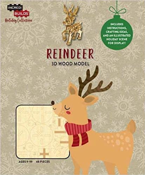Holiday Collection Reindeer