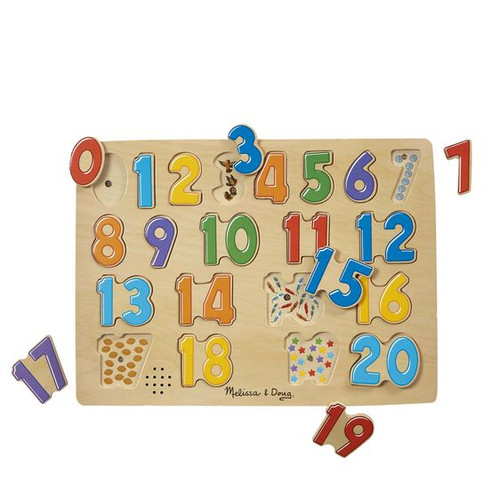 Sound Puzzle Numbers