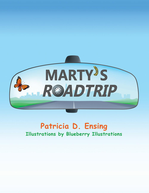Marty's Road Trip Hardcover