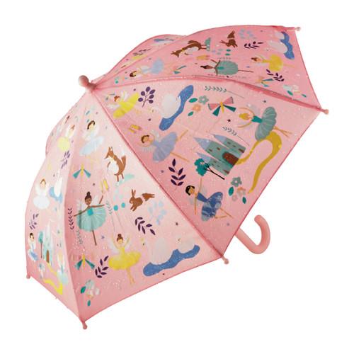 Color Changing Umbrella Fairies