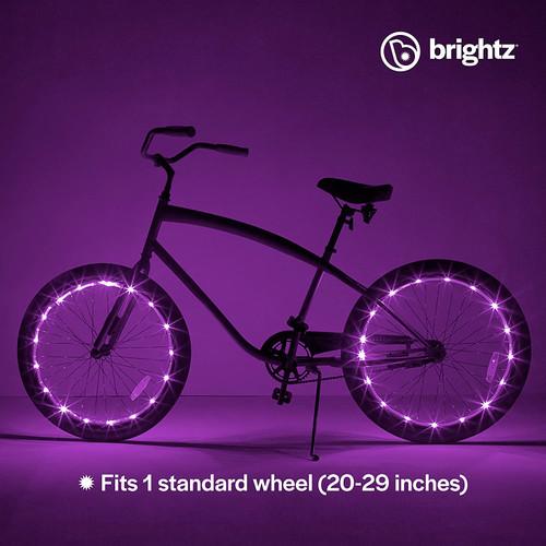 Wheel Brightz Purple