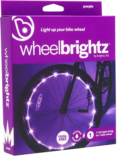 Wheel Brightz Purple
