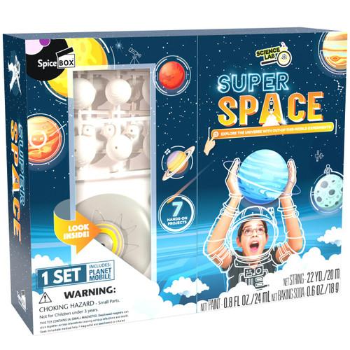 Super Space Science Lab
