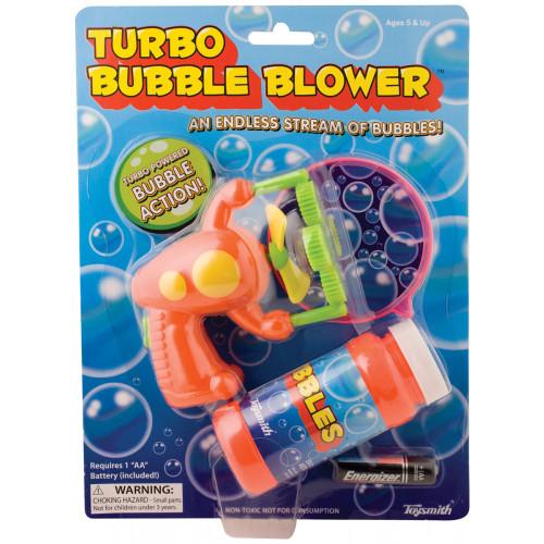 Turbo Bubble Blower