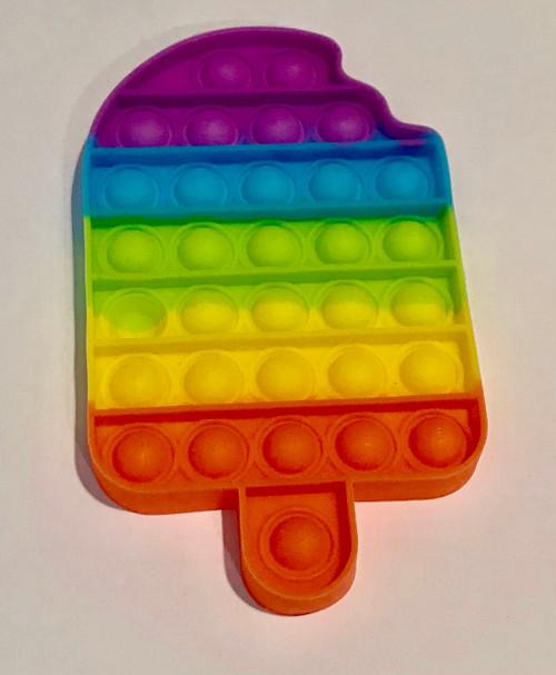 Rainbow Icepops