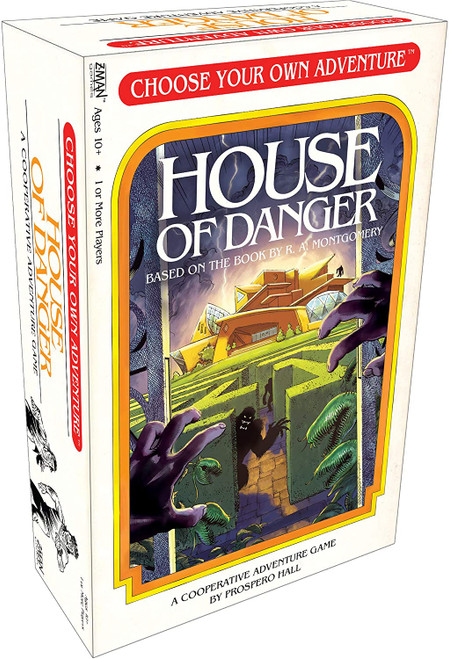 CYOA: House of Danger