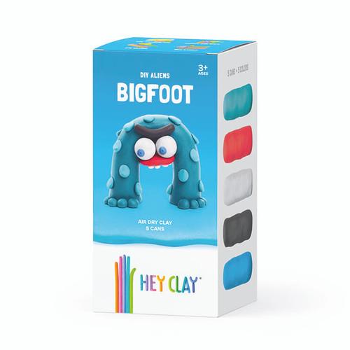 Hey Clay Bigfoot