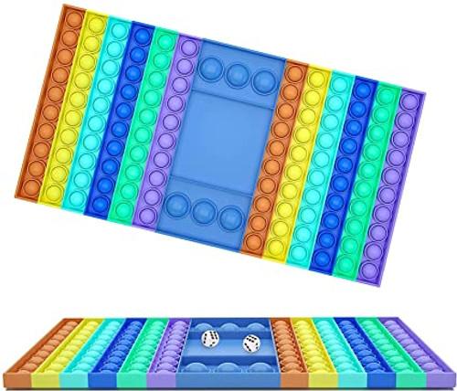Rainbow Pop Game Board