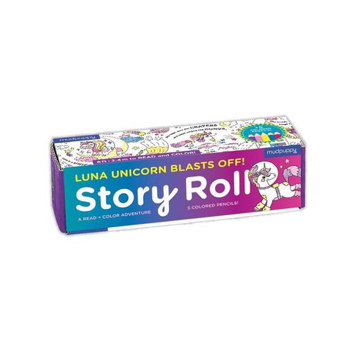 Story Roll Luna Unicorn