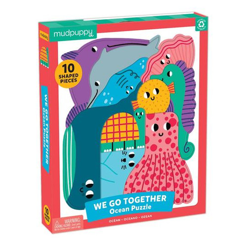 We Go Together Ocean Puzzle