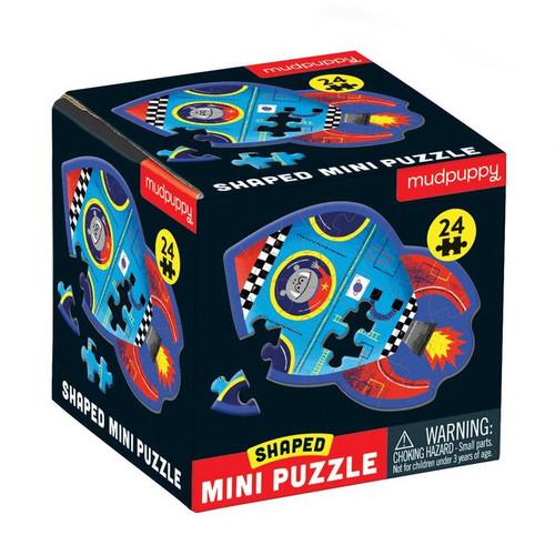 Shaped Mini Puzzle Spaceship