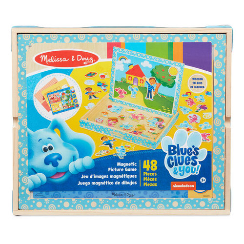 Blue's Clues and You Magnetic Picture Game
