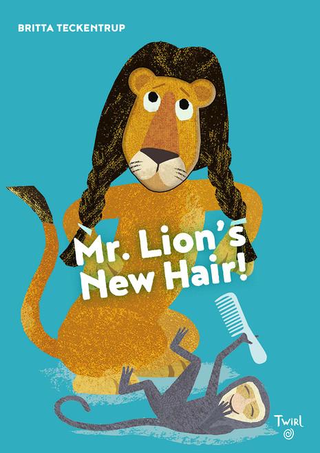 Mr. Lion's New Hair!