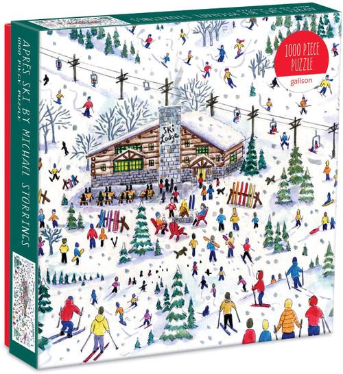 1000 Piece Apres Ski by Michael Storrings