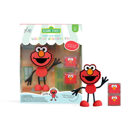 Glo Pals Elmo Character