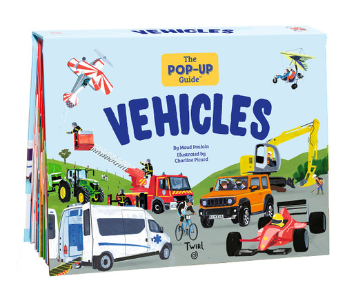 The Pop Up Guide Vehicles