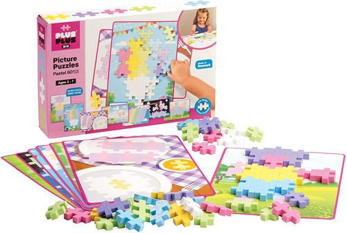 Big Picture Puzzles Pastel