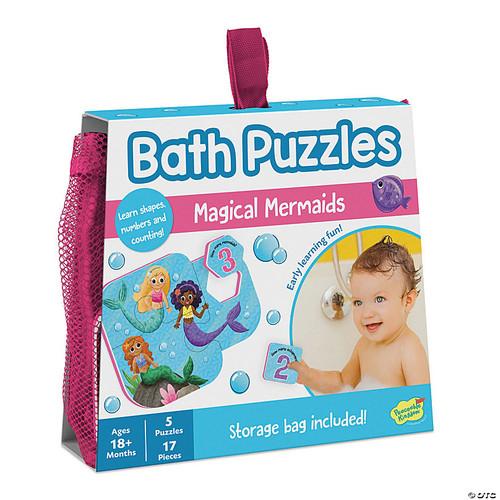 Bath Puzzles Magical Mermaids