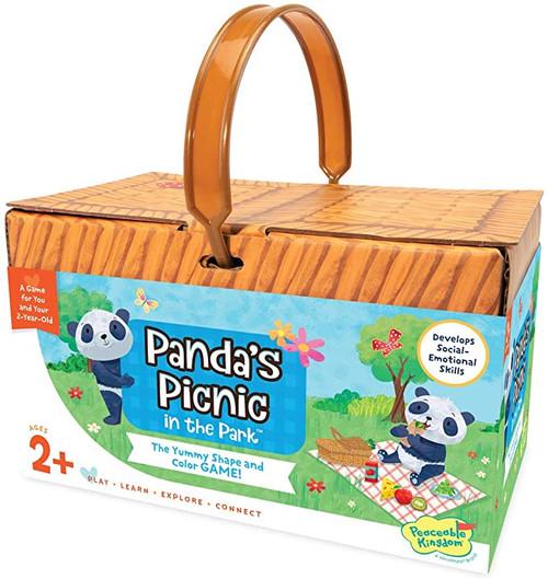 Panda's Picnic in the Park