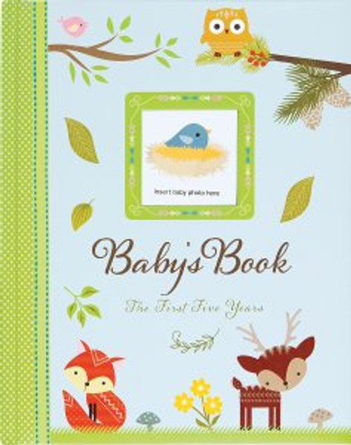 Baby's Book The First Five Years Woodland Friends